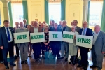 Sudbury Bypass Petition Launch
